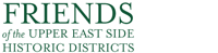 Friends of The Upper East Side Historic Districts
